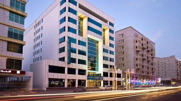 Holidays at Four Points Sheraton Bur Dubai Hotel in Bur Dubai, Dubai