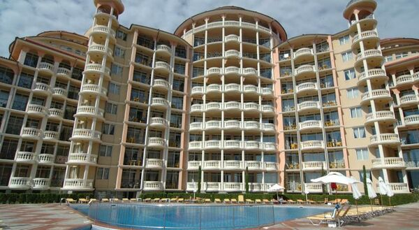Holidays at Andalucia Beach Hotel in Elenite, Bulgaria