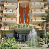 Holidays at Klas Hotel in Kargicak, Alanya