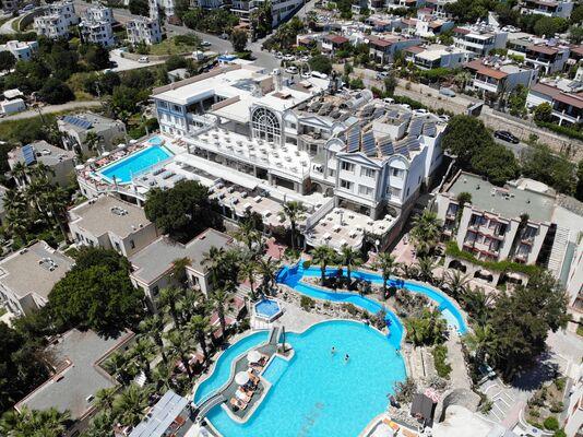 Holidays at Phoenix Sun Hotel in Gumbet, Bodrum Region
