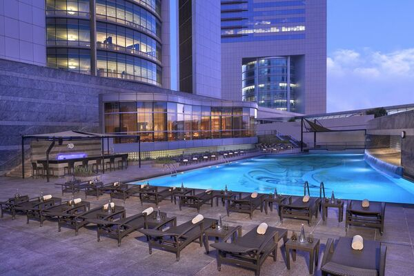 Holidays at Jumeirah Emirates Towers Hotel in Sheikh Zayed Road, Dubai