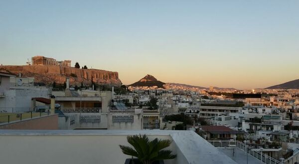 Holidays at Acropolis Hill Hotel in Athens, Greece