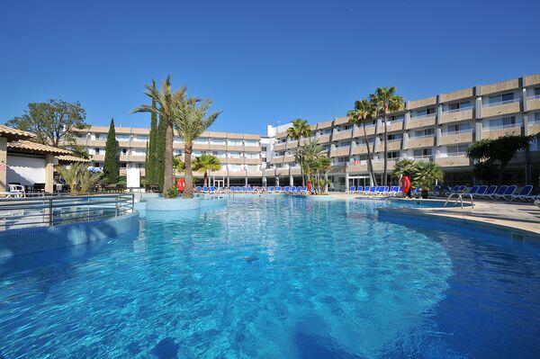 Holidays at Rosa Del Mar Aparthotel in Palma Nova, Majorca