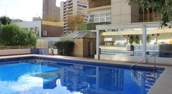 Holidays at Vina Del Mar Apartments in Benidorm, Costa Blanca