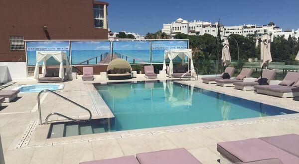Holidays at Natursun Hotel in Torremolinos, Costa del Sol