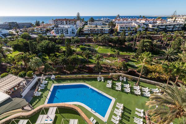 Holidays at Folias Aparthotel in San Agustin, Gran Canaria