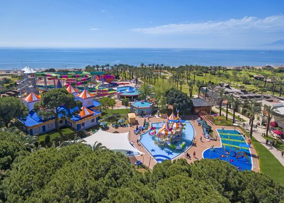 Holidays at IC Hotels Green Palace in Kundu, Lara Beach
