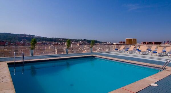 Holidays at Expo Barcelona Hotel in Sants Montjuic, Barcelona