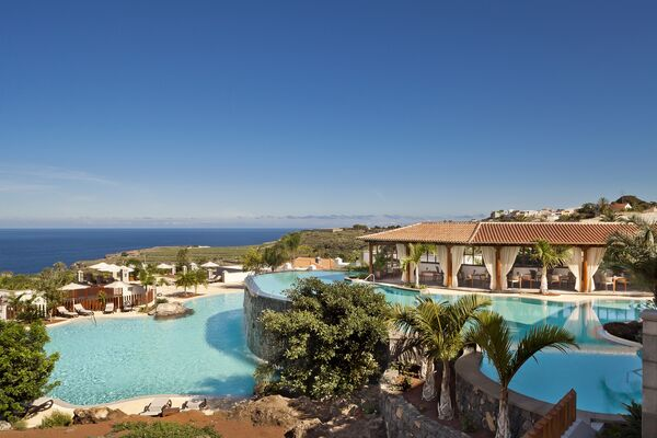 Holidays at Melia Hacienda del Conde in Buenavista del Norte, Tenerife