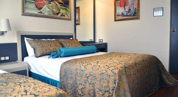 Holidays at Ambrosia Hotel in Bitez, Bodrum Region