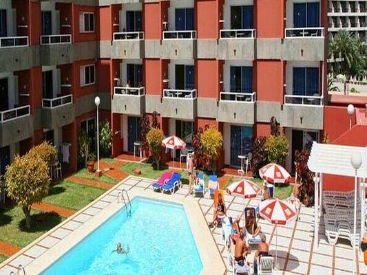 Holidays at Don Gregorio Apartments in Playa del Ingles, Gran Canaria