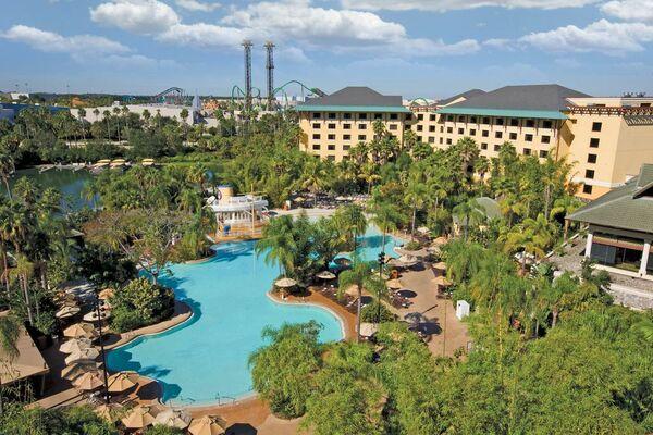 Holidays at Loews Royal Pacific Resort Hotel in Orlando International Drive, Florida