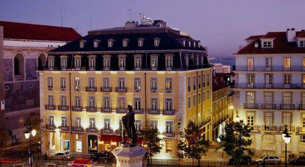 Holidays at Bairro Alto Hotel in Lisbon, Portugal
