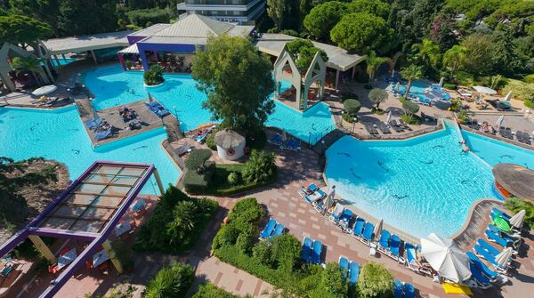 Holidays at Dionysos Hotel in Ixia, Rhodes