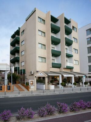 Holidays at Costantiana Beach Hotel Apartments in Larnaca, Cyprus