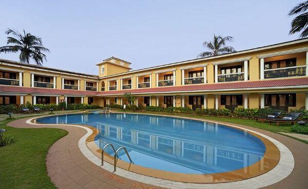 Holidays at Casa De Goa Hotel in Calangute, India