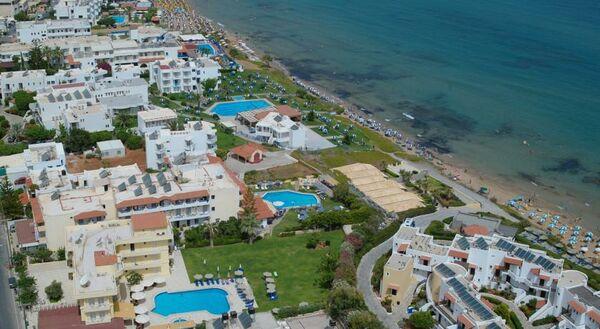Holidays at Neon Beach Hotel in Stalis, Crete