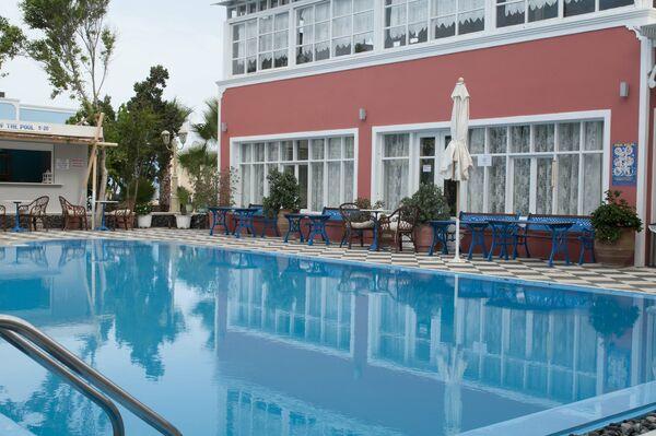 Holidays at Blue Sea Hotel & Studios in Kamari, Santorini