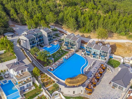 Holidays at Orka Cove Hotel Penthouse & Suites - Adults Only in Marmaris, Dalaman Region