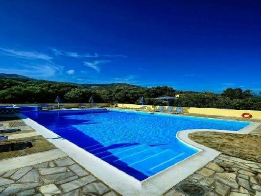 Holidays at Agrilionas Beach Apartments Hotel in Marathokambos, Samos