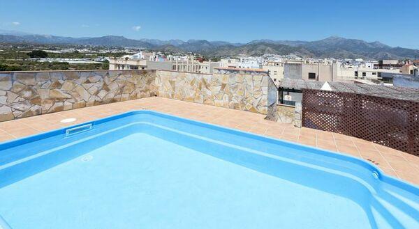 Holidays at Toboso Chaparil Hotel in Nerja, Costa del Sol