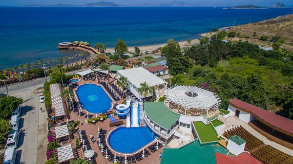 Holidays at Golden Beach Bodrum by Jura in Turgutreis, Bodrum Region