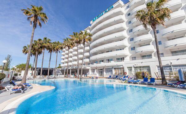 Holidays at Blue Sea Gran Playa Hotel in Sa Coma, Majorca