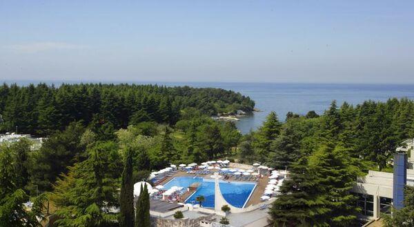 Holidays at Valamar Crystal Hotel in Porec, Croatia