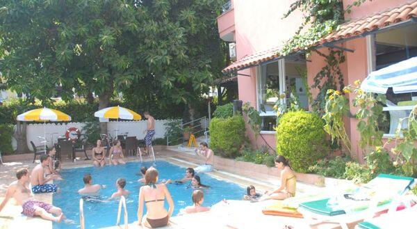 Holidays at Alanya Princess Apart Hotel in Alanya, Antalya Region