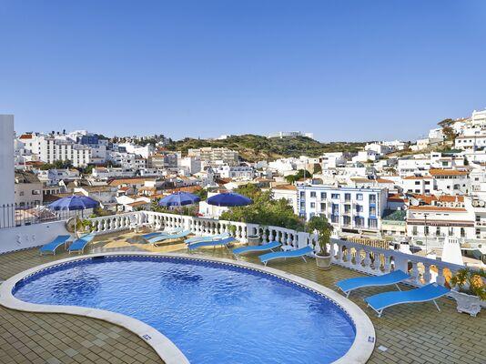 Holidays at Cheerfulway Bertolina Mansion Hotel in Albufeira, Algarve