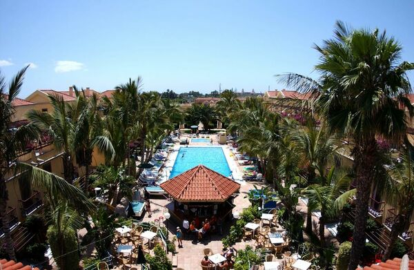 Holidays at Maspalomas Oasis Club in Maspalomas, Gran Canaria