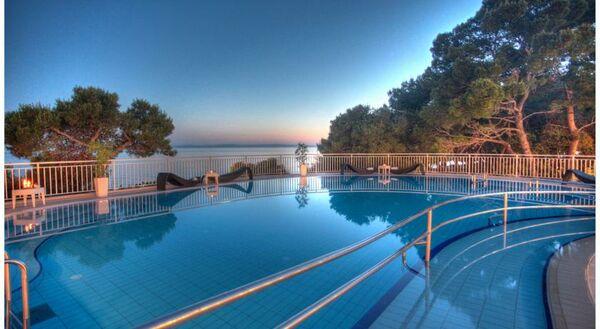 Holidays at Pinija Hotel in Zadar, Croatia