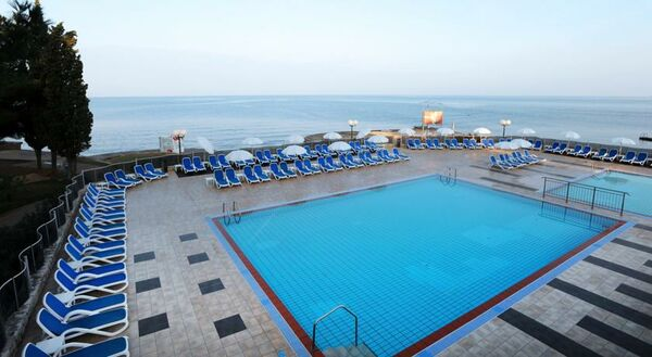 Holidays at Sipar Hotel in Umag, Croatia