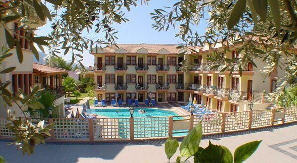 Holidays at Belcehan Beach Hotel in Olu Deniz, Dalaman Region