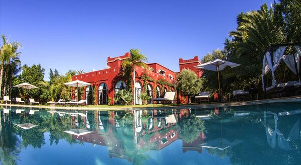 Holidays at Palais El Miria Riad in Marrakech Suburbs, Marrakech