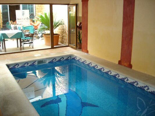 Holidays at Can Simo Petit Hotel in Alcudia, Majorca