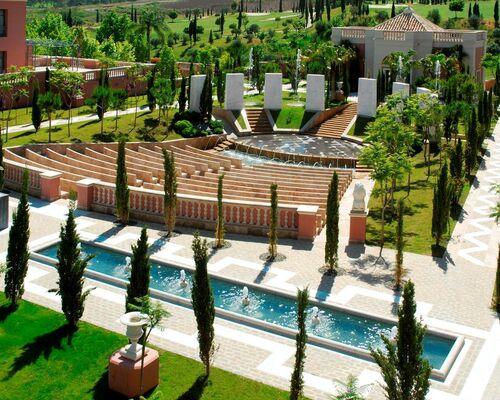Holidays at Villa Padierna Palace Hotel in San Pedro de Alcantara, Puerto Banus