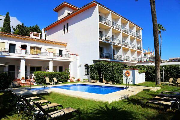 Holidays at Arcos De Montemar Hotel in Torremolinos, Costa del Sol