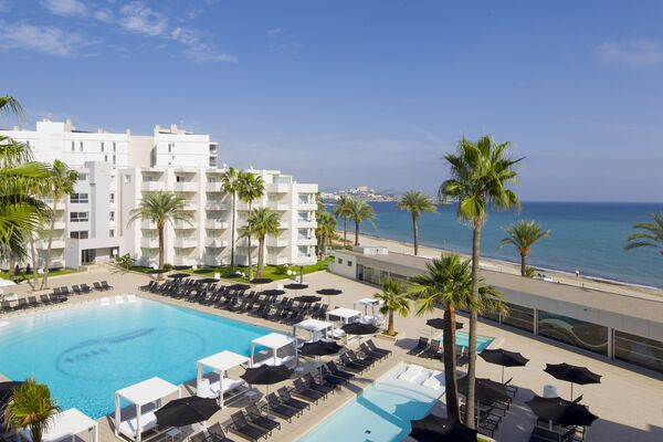 Holidays at Garbi Hotel & Spa in Playa d'en Bossa, Ibiza