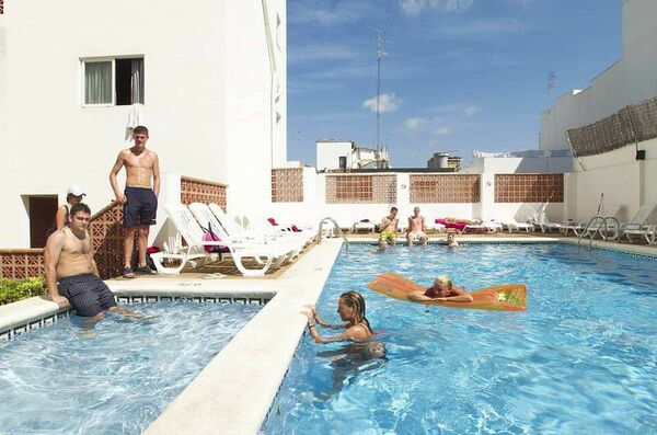 Holidays at Torres Hostal - Adults Only in San Antonio, Ibiza