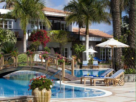 Holidays at Grand Hotel Seaside Residencia in Maspalomas, Gran Canaria