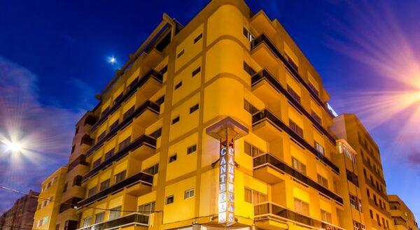 Holidays at Alisios Canteras Hotel in Las Palmas, Gran Canaria