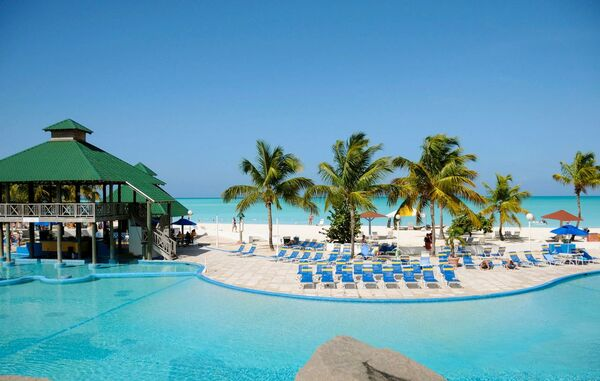 Holidays at Jolly Beach Resort Hotel in Antigua, Antigua