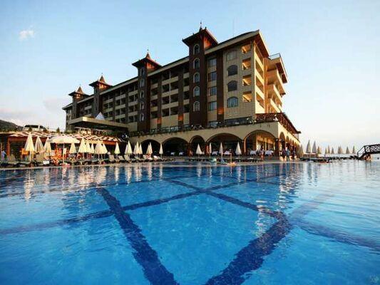 Holidays at Utopia World Hotel in Kargicak, Alanya
