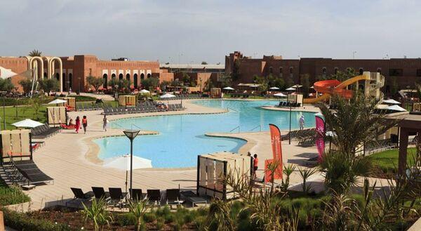 Holidays at Kenzi Club Agdal Medina in Marrakech, Morocco
