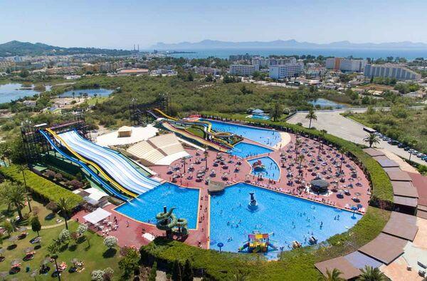 Holidays at Club Mac Alcudia Hotel in Alcudia, Majorca