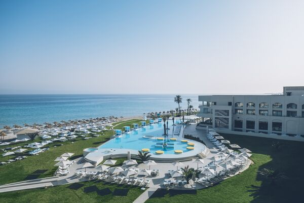 Holidays at Iberostar Selection Kuriat Palace in Skanes, Tunisia