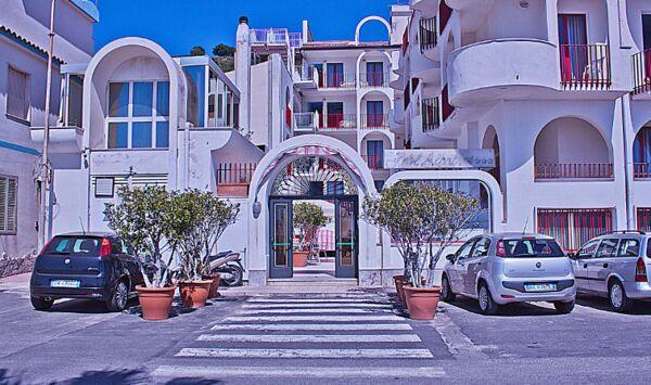 Holidays at Albatros Hotel in Letojanni, Sicily