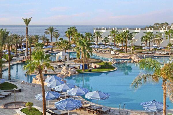 Holidays at Sharm Waterfalls Resort in Om El Seid Hill, Sharm el Sheikh