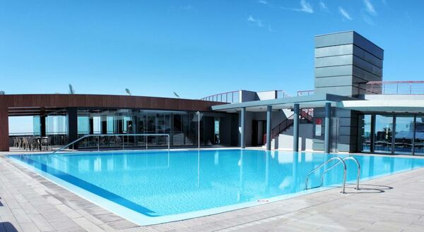 Holidays at Four Views Monumental Lido Hotel in Funchal, Madeira